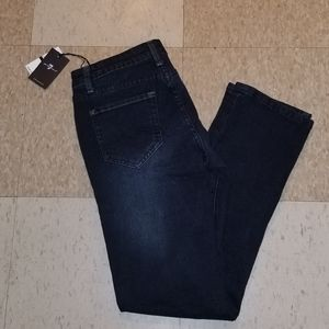 7 for all marking Jean size 14